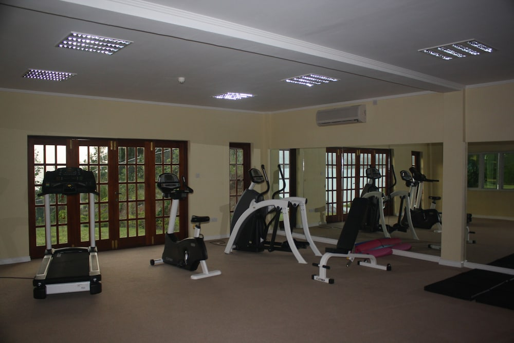 Gym, Calabash Cove Resort And Spa - Adults Only