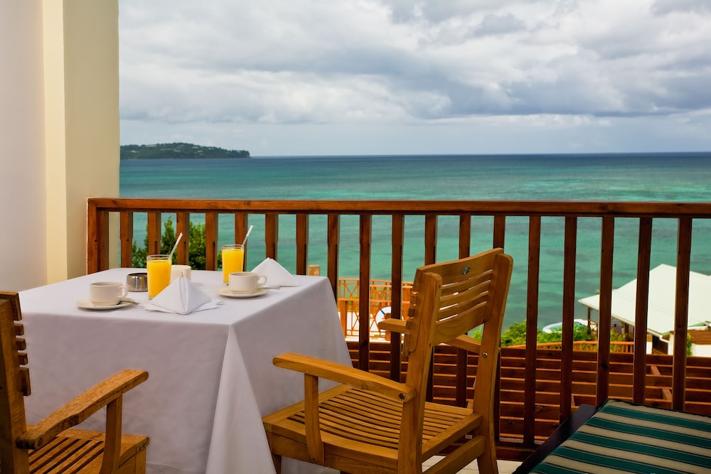 Balcony, Calabash Cove Resort And Spa - Adults Only