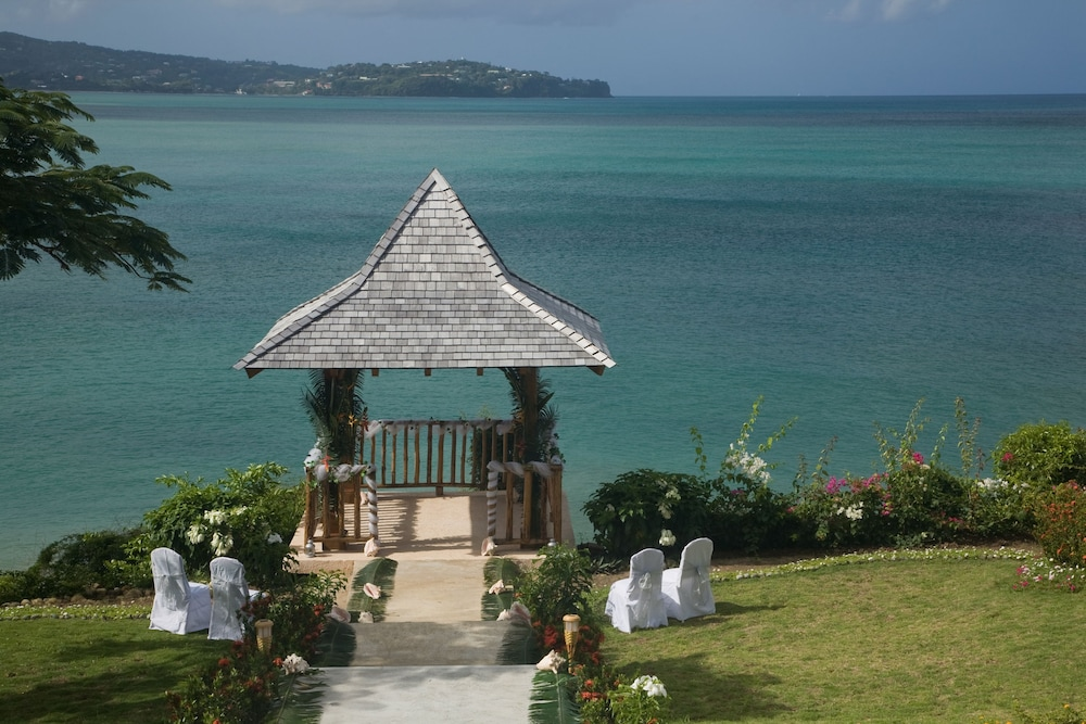 View from Property, Calabash Cove Resort And Spa - Adults Only