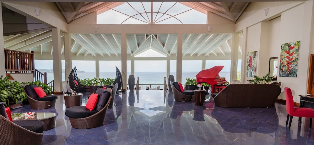 Lobby Sitting Area, Calabash Cove Resort And Spa - Adults Only