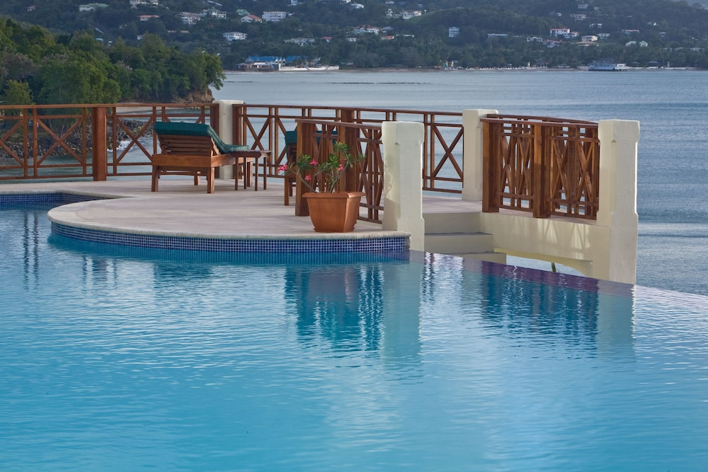Infinity Pool, Calabash Cove Resort And Spa - Adults Only