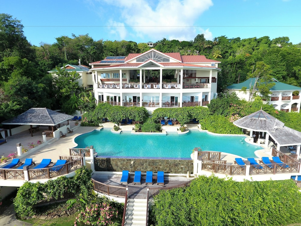 Property Grounds, Calabash Cove Resort And Spa - Adults Only