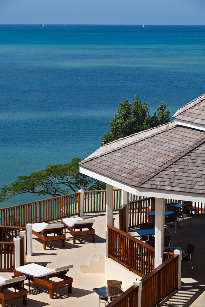 Terrace/Patio, Calabash Cove Resort And Spa - Adults Only