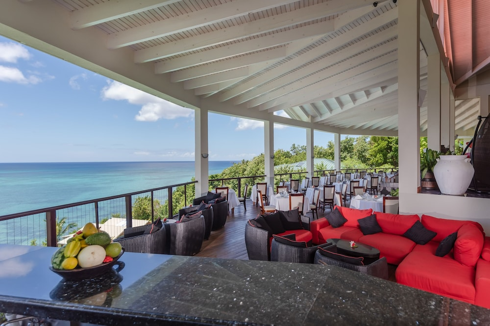 Restaurant, Calabash Cove Resort And Spa - Adults Only