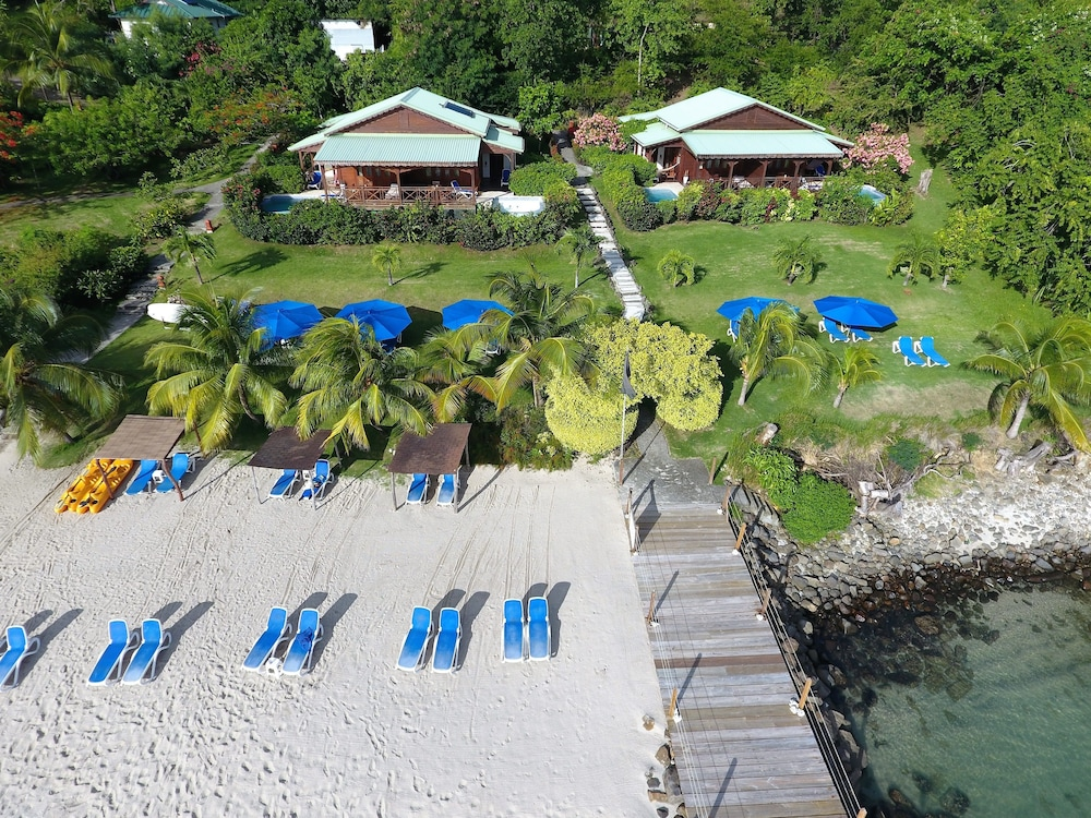 Aerial View, Calabash Cove Resort And Spa - Adults Only