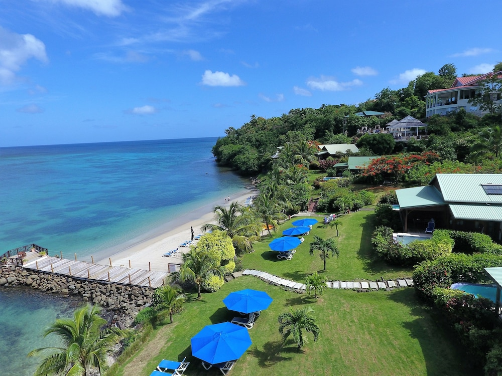 Dock, Calabash Cove Resort And Spa - Adults Only