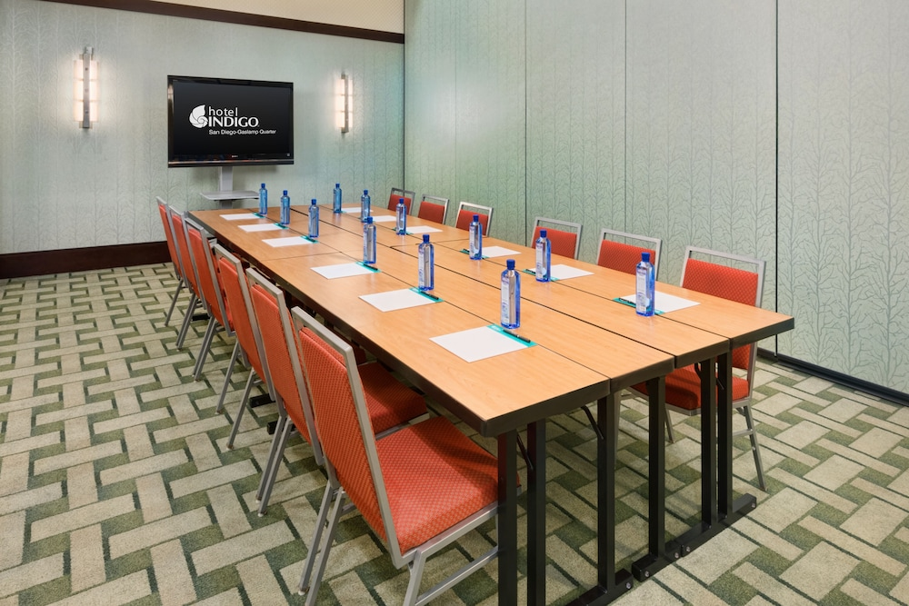 Meeting Facility, Hotel Indigo Gaslamp Quarter, an IHG Hotel