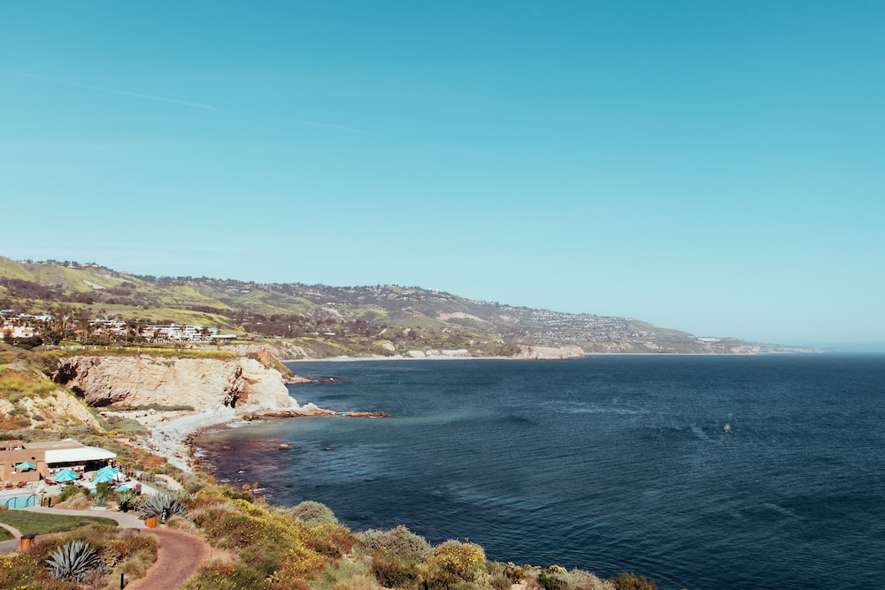 Beach, Terranea - L.A.'s Oceanfront Resort