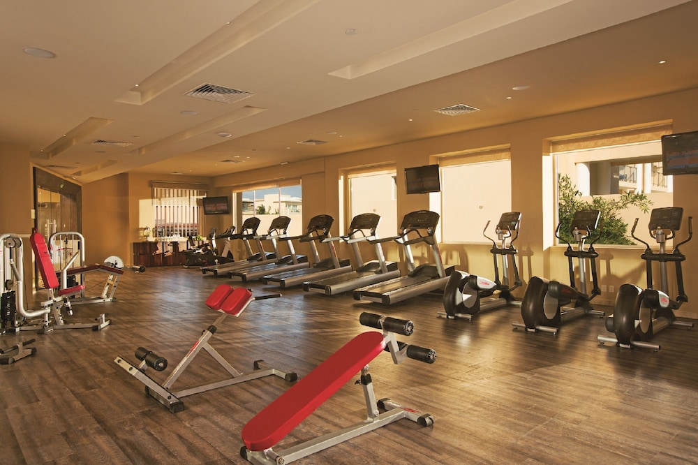 Fitness Facility, Now Jade Riviera Cancun Resort & Spa