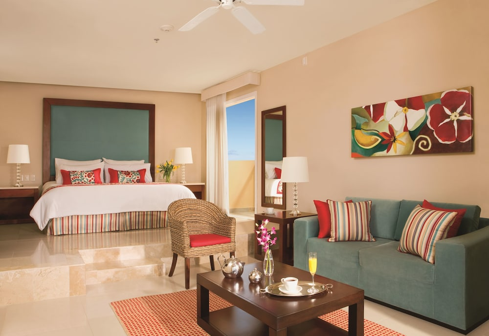 Room, Now Jade Riviera Cancun Resort & Spa