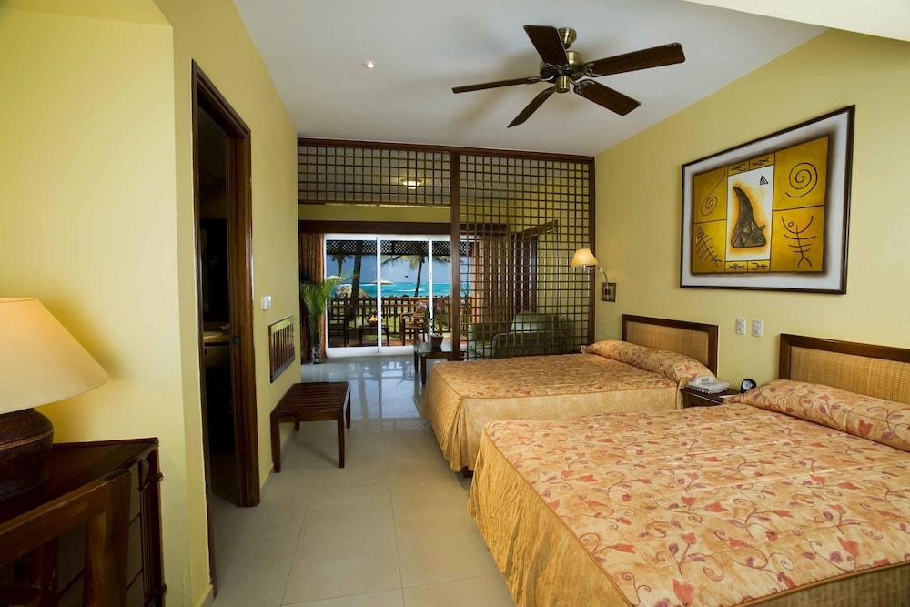 Aerial View Reception Guestroom