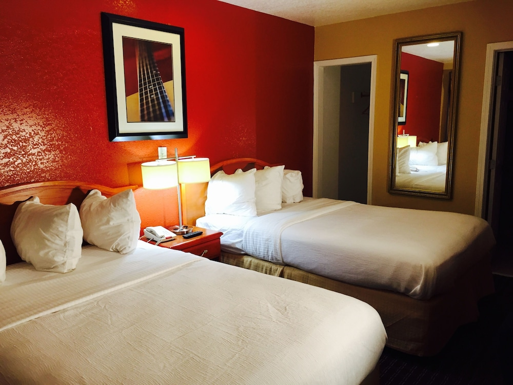 Room, Vista Inn & Suites Memphis