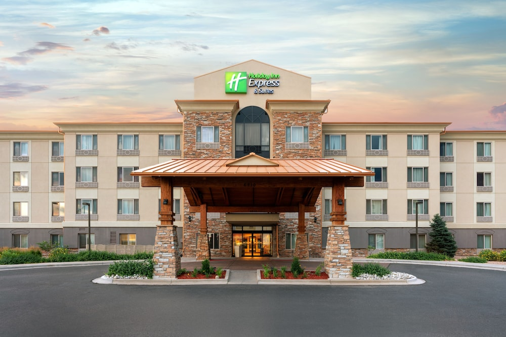 Exterior, Holiday Inn Express Hotel & Suites Denver Airport