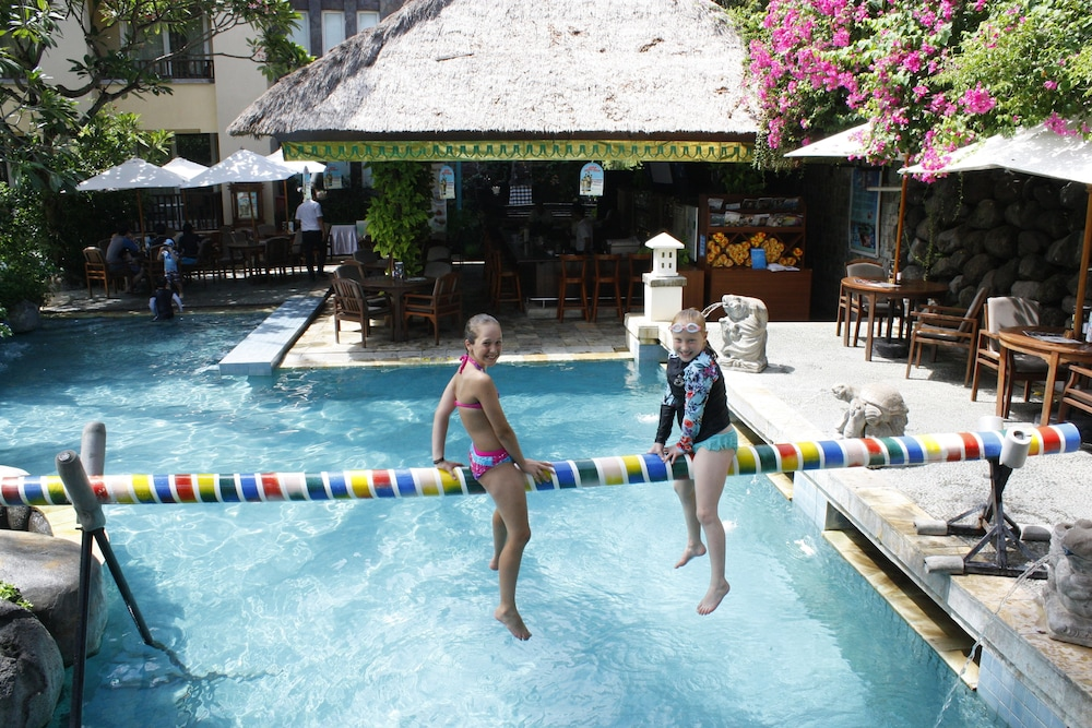 Outdoor Pool, Kuta Paradiso Hotel