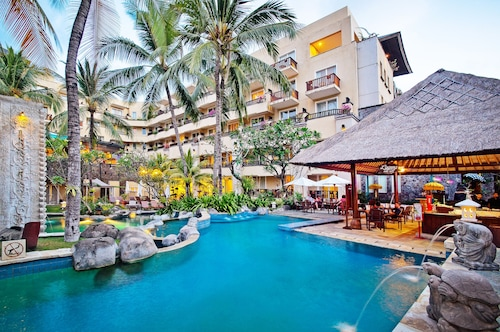 Bali Accommodation 5 Star Kuta Paradiso Hotel