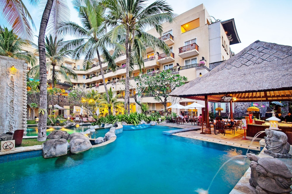 Kuta paradiso hotel in bali hotel rates reviews on orbitz for Bali accommodation 5 star
