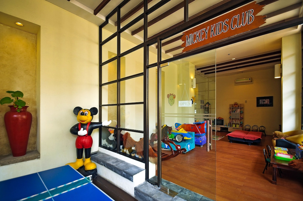 Children's Area, Kuta Paradiso Hotel