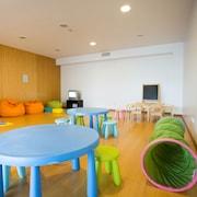 Kinderspeelruimte binnen