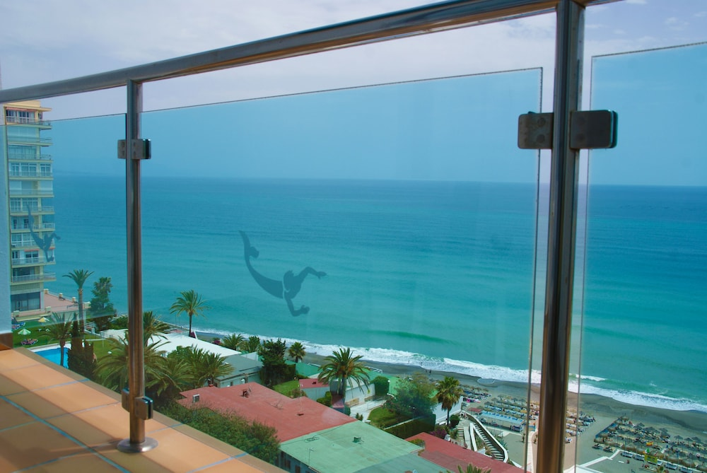 View from Property, Hotel Ritual Torremolinos - Adults only