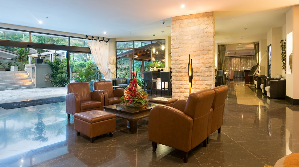 Lobby Sitting Area, The Royal Corin Thermal Water Spa & Resort