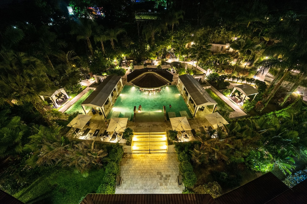 Aerial View, The Royal Corin Thermal Water Spa & Resort