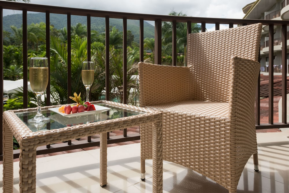 Terrace/Patio, The Royal Corin Thermal Water Spa & Resort