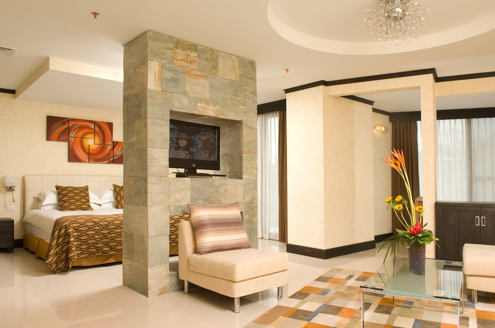 Living Area, The Royal Corin Thermal Water Spa & Resort