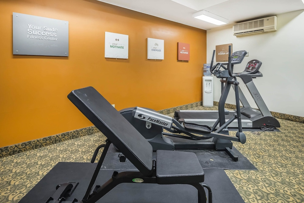 Fitness Facility, Comfort Suites Anchorage International Airport