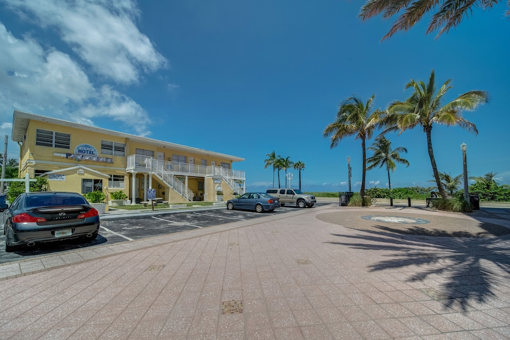 Beach/Ocean View, Hollywood Beach Hotels