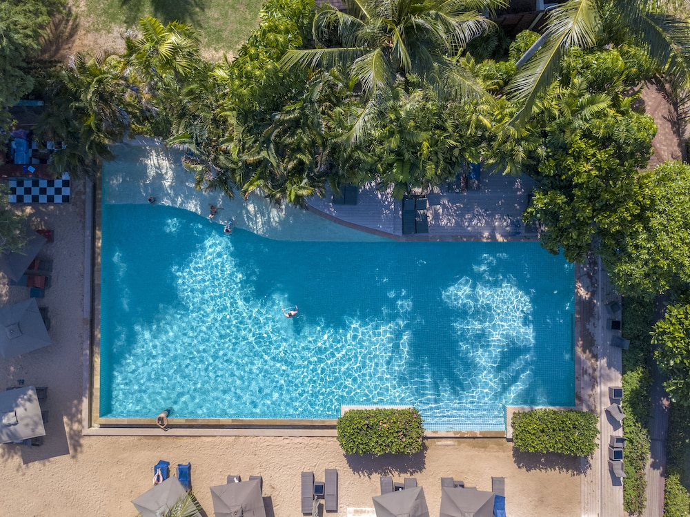 Outdoor Pool, The Village Coconut Island