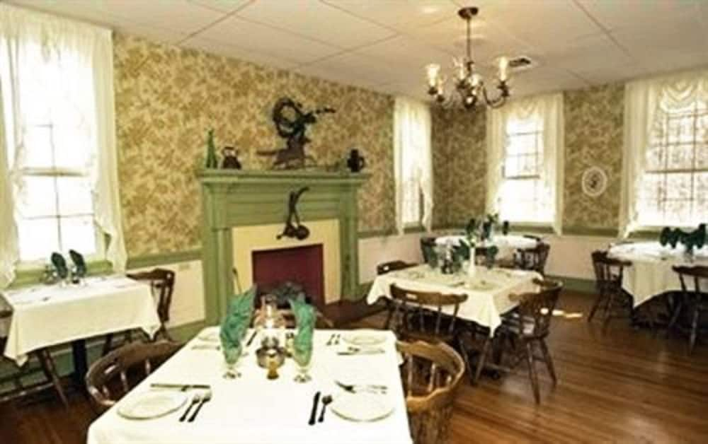Dining, The Buckhorn Inn