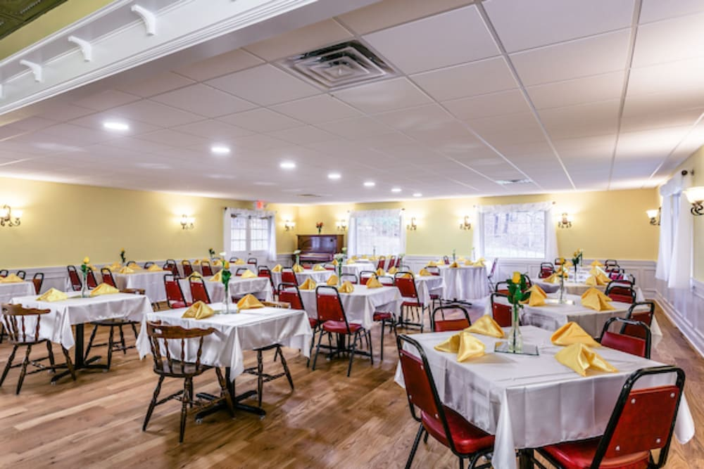 Banquet Hall, The Buckhorn Inn