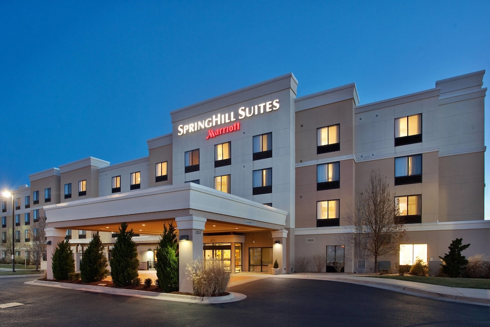 Exterior, SpringHill Suites by Marriott Wichita East at Plazzio
