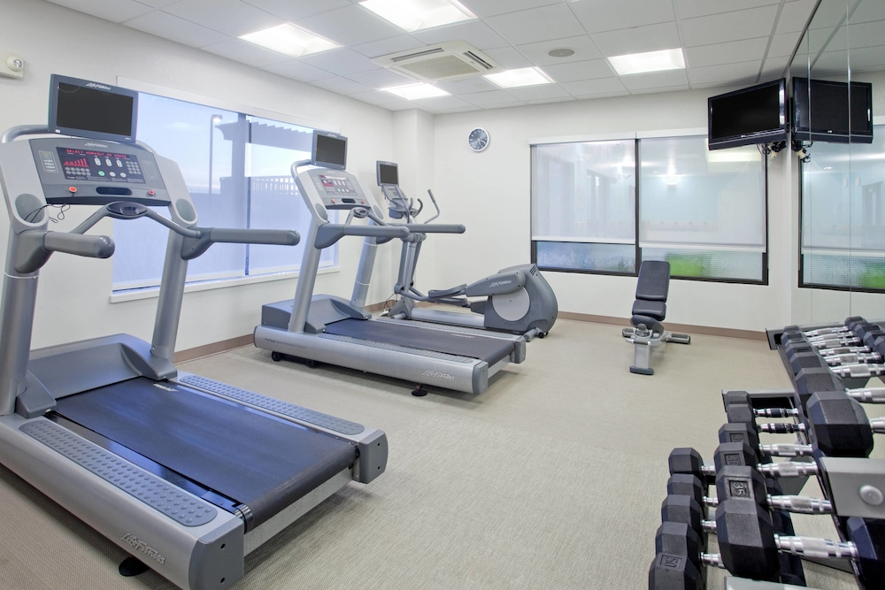 Fitness Facility, SpringHill Suites by Marriott Wichita East at Plazzio