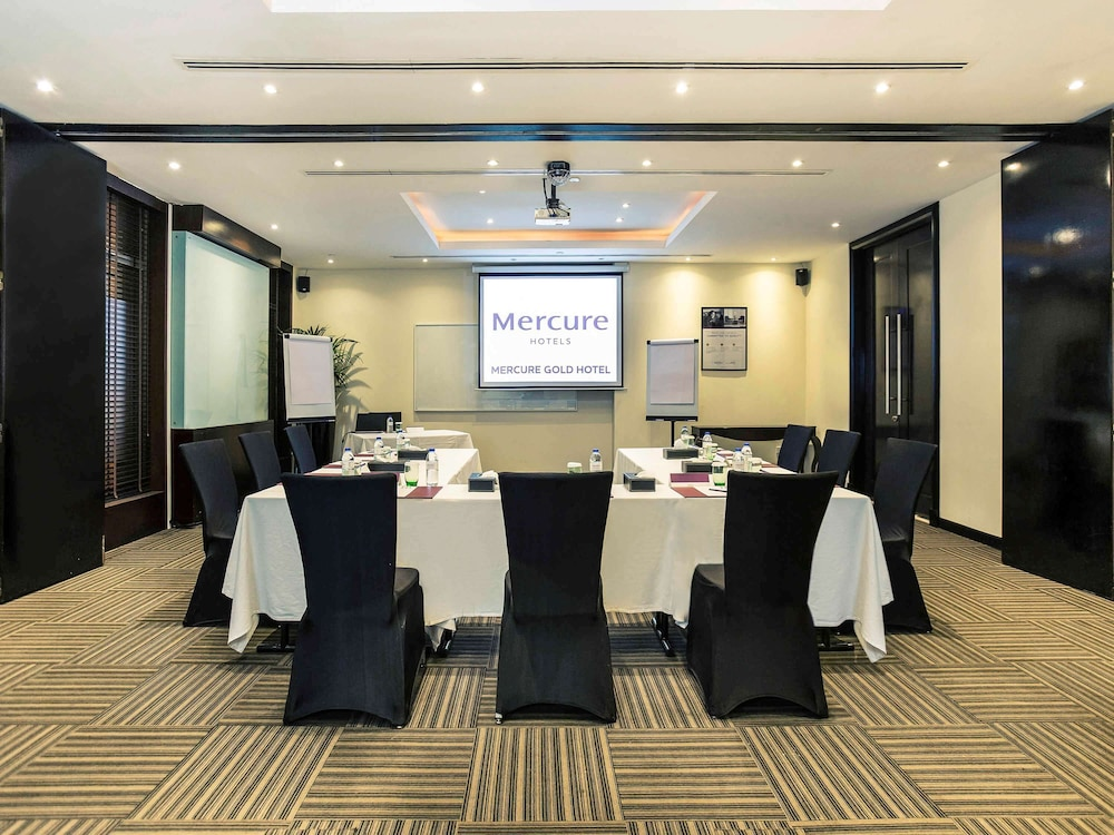 Meeting Facility, Mercure Gold Hotel Al Mina Road Dubai