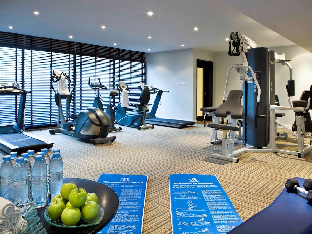 Fitness Facility, Mercure Gold Hotel Al Mina Road Dubai