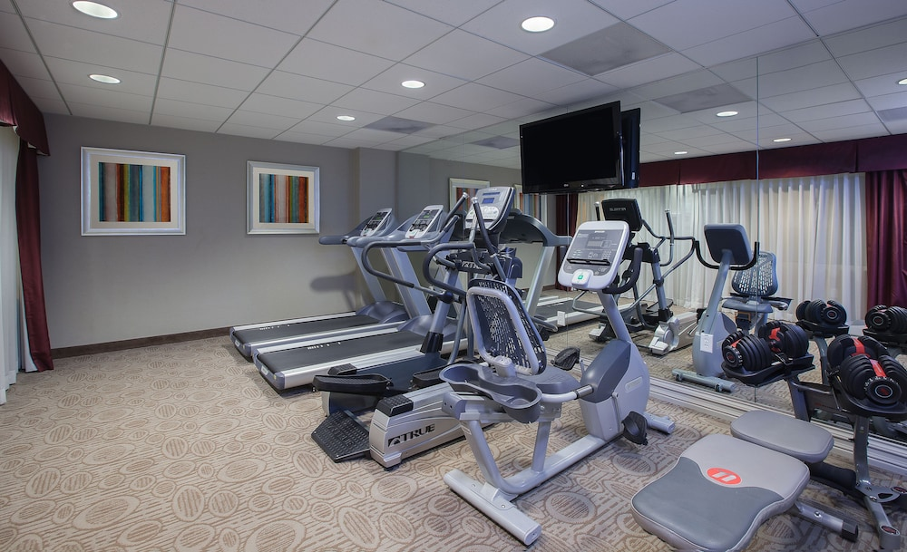 Fitness Facility, Holiday Inn Oceanside Camp Pendleton Area, an IHG Hotel