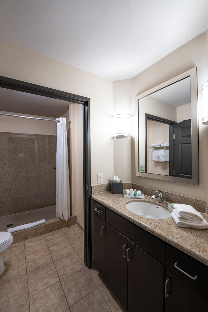 Bathroom, Holiday Inn Oceanside Camp Pendleton Area, an IHG Hotel