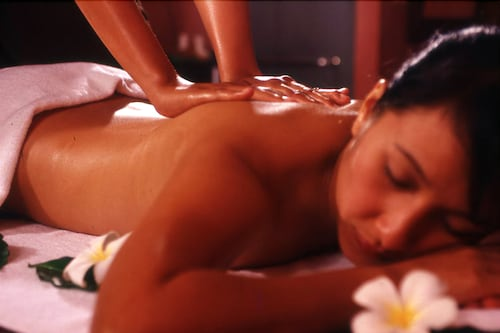 Massage, Racha Kiri Resort and Spa