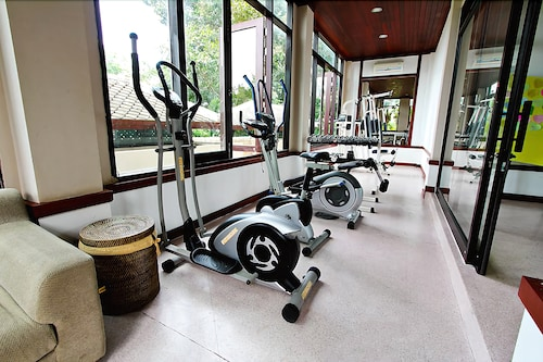 Gym, Racha Kiri Resort and Spa