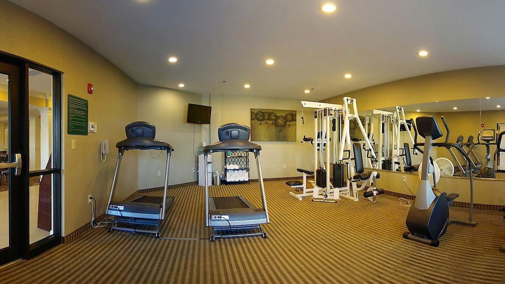 Fitness Facility, Best Western Plus Valdosta Hotel & Suites