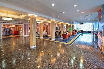 Park Inn By Radisson Meriton Conference Spa Hotel Tallinn Tallinn Empfehlungen Fotos Angebote Ebookers De