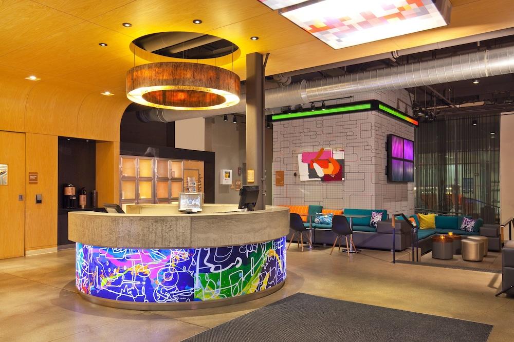 Aloft Hotel Chicago Reviews