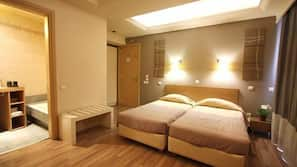 In-room safe, soundproofing, iron/ironing board, free cots/infant beds