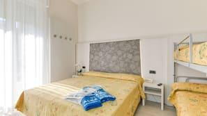 In-room safe, desk, cribs/infant beds, rollaway beds