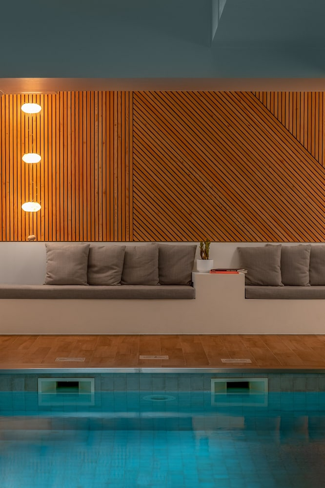Pool, Lyric Hotel Paris