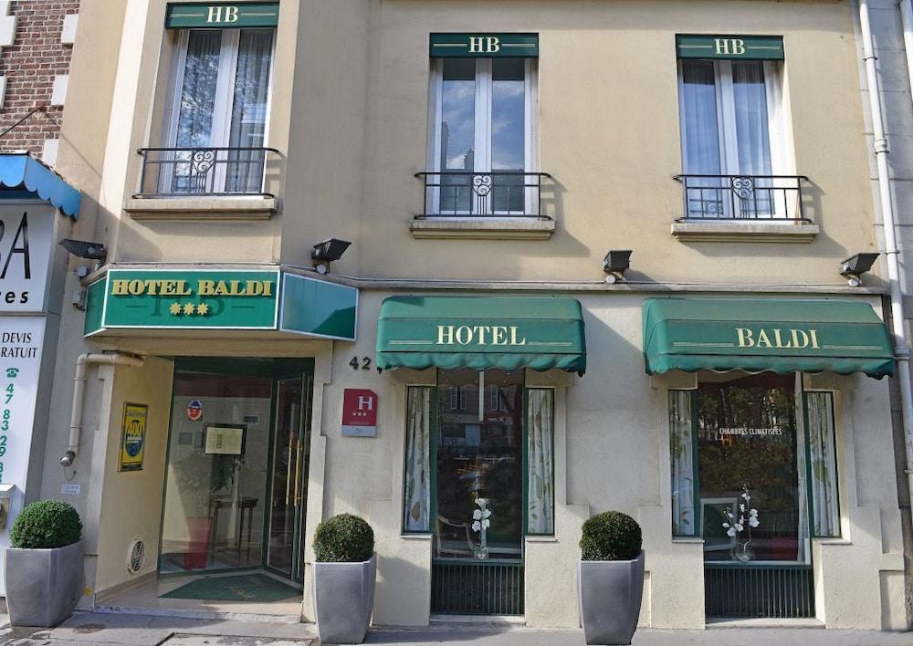 Hotel baldi deals reviews paris fra wotif for Deal hotel paris