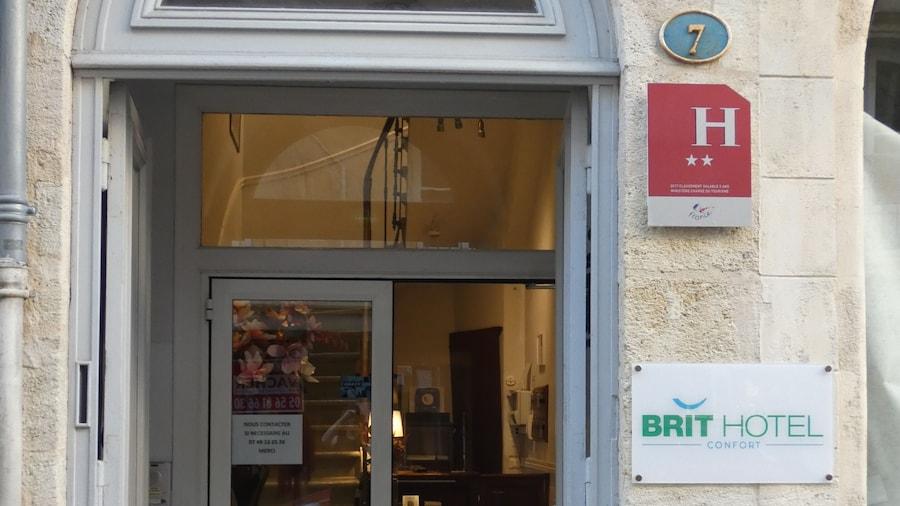 Brit Hotel Des Grands Hommes - Bordeaux Centre