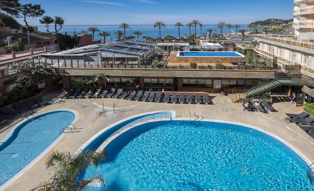 Hotel Rosamar Spa Lloret De Mar Costa Brava Spain