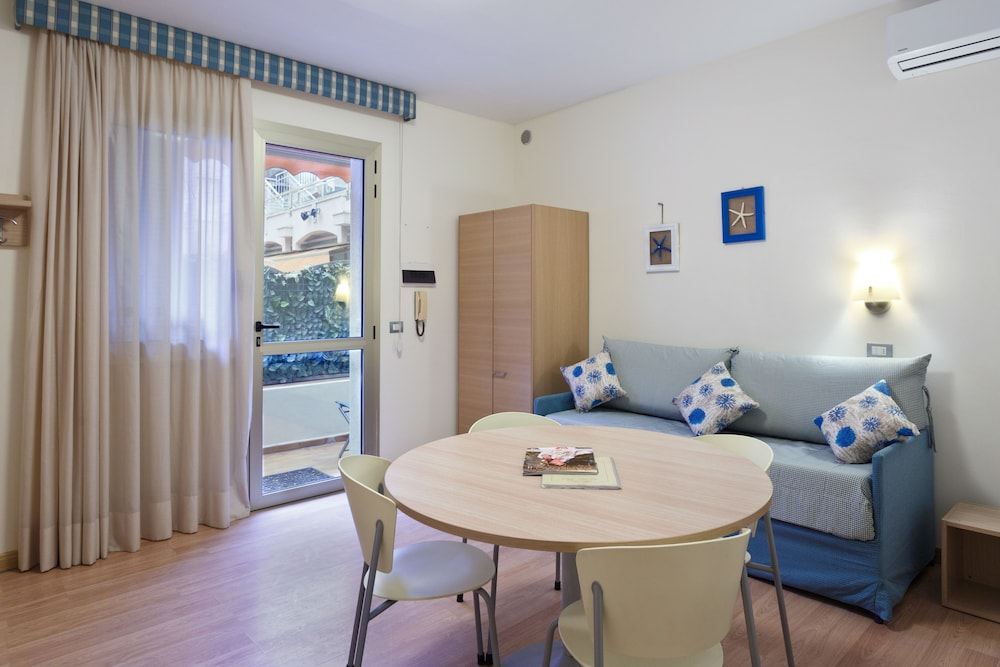 Living Area, Residence dei Due Porti